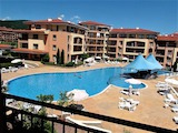 Fully-furnished Studio Set 350m Away From the Beach in St.Vlas