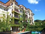 Стилен двустаен апартамент на 200 м от плажа в Свети Влас
