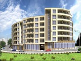 New apartments in a residential building, Burgas city