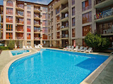 Furnished Studio Set in a Modern Complex in Sunny Beach