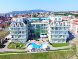 Просторен двустаен апартамент с морска панорама в Лозенец