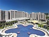 Обзаведен двустаен апартамент на 100м от плажа в Слънчев бряг