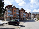 Fully furnished one-bedroom apartment near Bansko Ski Resort