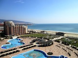 Completely furnished 2-bedroom apartment in Majestic complex in Sunny Beach