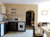 Spacious Furnished Studio in Rose Garden Complex
