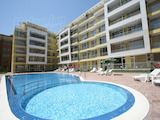 One-bedroom apartment in Sunset Beach 1 complex in Sunny Beach