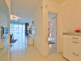 """Просторен двустаен апартамент с гараж в сграда """"Хедон"""", кв. Борово"""