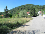 Regulated plot of development land in the village of Rudartsi