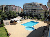 Two-bedroom apartment in Aphrodite complex in Sunny Beach