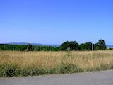 Урегулиран парцел с панорамна гледка към залива на Лозенец и Странджа планина