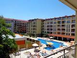 One-bedroom apartment in Royal Dreams Complex in Sunny Beach