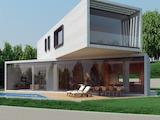 Двуетажна къща с атрактивна визия, местност Камбаните