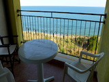 Beachfront 2-bedroom Apartment in Aheloy
