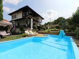 Къща на три нива в автентичен Възрожденски стил на 7 км от В. Търново