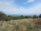 Panoramic plot of land near Bankya and Sofia