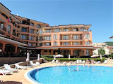 Nice 1-bedroom apartment in Panorama Dreams complex in Sveti Vlas