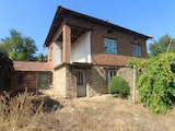 Къща в добре развито село на 35 км от Велико Търново