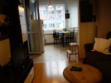 Furnished two-bedroom apartment in the center of Sofia