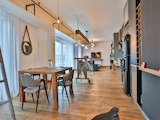 Многостаен апартамент със съвременна визия и дизайн до София Ринг Мол