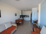 Beachfront 1-bedroom apartment, Tsarevo seaside resort