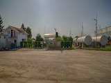 Работеща складова база за съхранение на горива