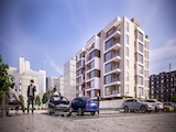 New residential building offering modern apartments in Burgas city
