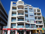 One-bedroom apartment with a parking space in Sunny Beach