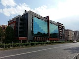 Офис площи в представителна сграда клас А, кв. Хиподрума