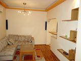 Furnished 2-bedroom apartment with parking space in the center of Sofia
