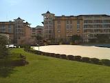 Меблированная двухкомнатная квартира в закрытом комплексе, курорт Солнечный берег