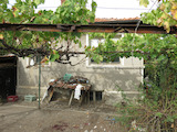 Old two-storey house with yard 30 km from Plovdiv