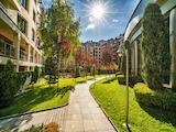 Луксозен двустаен апартамент в престижен комплекс в кв. Изток
