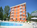 One-bedroom apartment in Gerber 4 complex in Sunny Beach