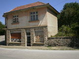 House with shop in a village only 35 km away from Veliko Tarnovo