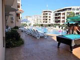 Two-bedroom apartment in Kasandra complex in Sunny Beach
