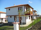 New-built vacation complex in Alexandrovo