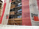 New Building near Beli Dunav Metro Station
