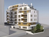 Newly-built contemporary building in the best residential complex of Burgas