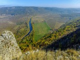 Consolidated plot of 1400 decares on the Iskar River
