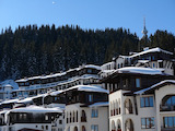 Ready-to-move-in apartment in Pamporovo ski resort