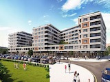 New residential complex in Burgas