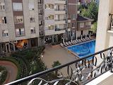 Двустаен апартамент в затворен комплекс в Бургас