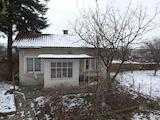 Къща на 2 етажа с 2 спални с плодородно дворно място
