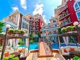 Стилен апартамент в комплекс Месембрия Ризорт