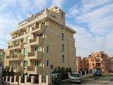 Fully furnished 1-bedroom apartment near the beach in Sveti Vlas resort