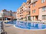 Двустаен апартамент в комплекс Касандра в Слънчев бряг