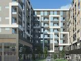Тристаен апартамент в комплекс Изгрев в Бургас