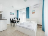 Apartment in a new holiday complex in Sinemorets seaside resort