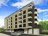 Тристаен апартамент в нова сграда в комплекс Зорница в Бургас