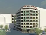 Тристаен апартамент в нова жилищна сграда в Бургас, к-с Славейков